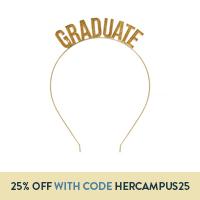 Graduate Headband Image